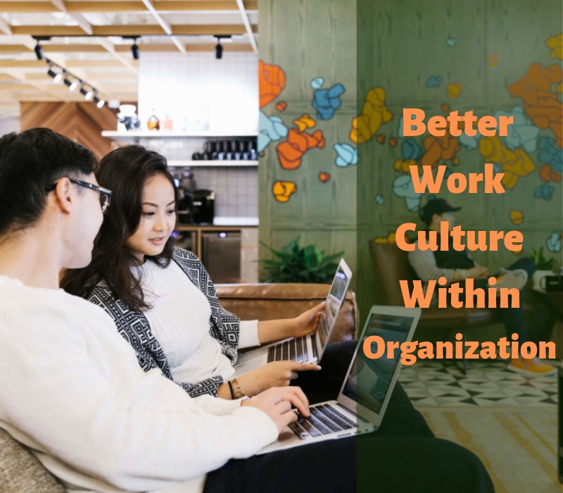Better Work Culture Within Organization - 2